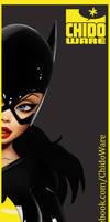 Batgirl Print WIP