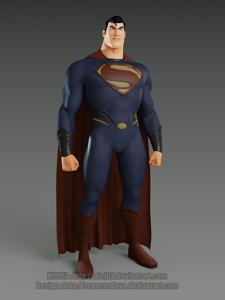 Superman WIP