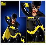 Batgirl Print LA MOLE DF