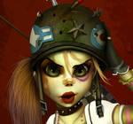 Tank Girl WIP