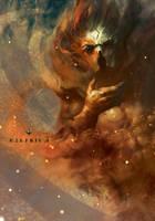 Keeper of Rust by MalariaArt