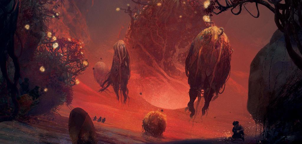 Kalibium The Kingdom of Rebirth by MalariaArt