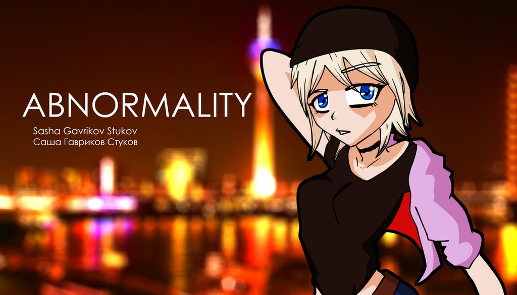 Sasha Stukov Abnormality Poster by Rickkmurray