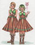 Like sisters by Renata-Greynoria