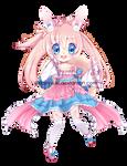 C: RainbowMoonBunny by kashiyuki