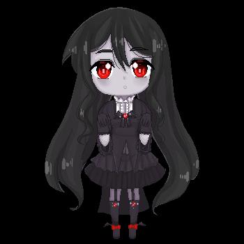 C: Gothlika pixel by kashiyuki