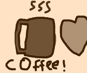 coffee!!! by joyless-specter
