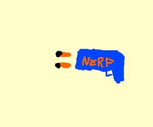 its nerf by joyless-specter
