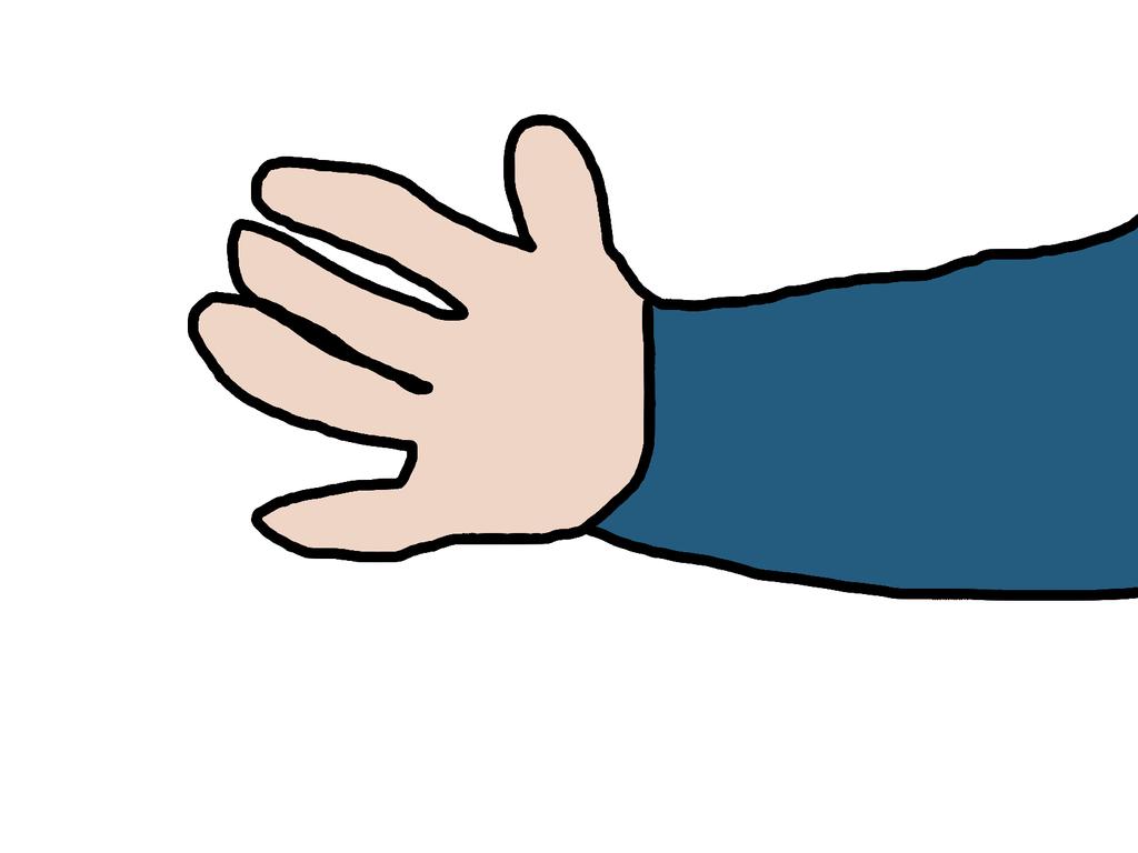 Hand Test by joyless-specter