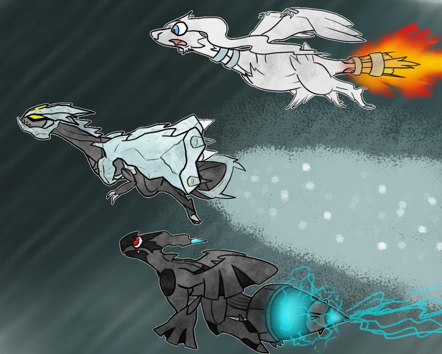 Race of Legends by BLARGEN69