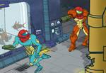 Metroid Fusion Tribute