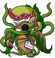 1986-Mean Green Mother from Outer Space by BLARGEN69