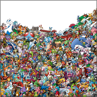 [Big BIG WIP!!!\\\ Every Pokemon!!!] by BLARGEN69