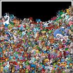 [Big BIG WIP!!!\\\ Every Pokemon!!!]