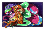 Metroid March - Imperfect Fusion