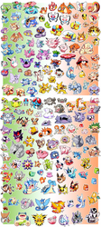 Pokemon Super Sticker Collection! KANTO Edition!! by BLARGEN69