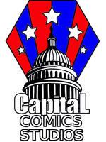 Capital Comics Studios Logo 1 by gwdill