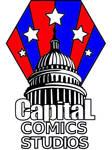Capital Comics Studios Logo 1