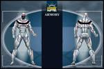 Armory Turnaround