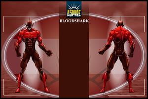 Bloodshark Turnaround by gwdill