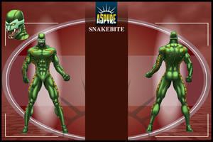 Snakebite Turnaround by gwdill