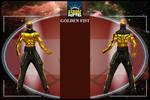 Golden Fist Turnaround