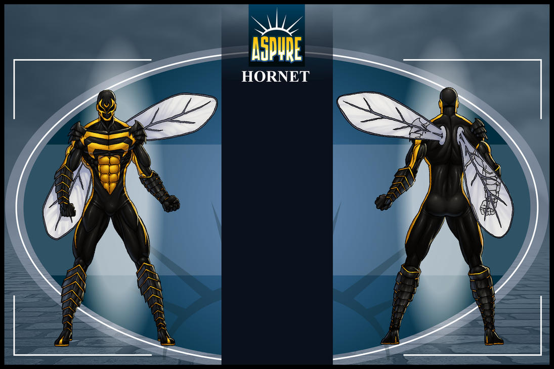 Hornet Preview by gwdill