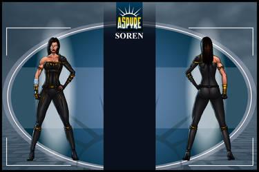 Soren Turnaround by gwdill