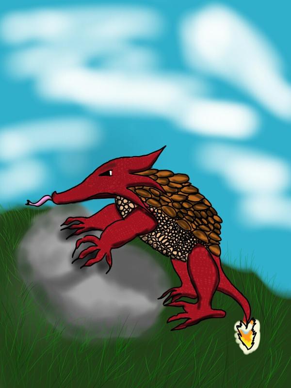 Dragortl by DendyGirl