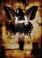 Dark Butterfly by VisuallyPoetic