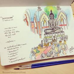Ordination 2 by zestzero