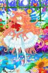 Flowers by AkiraYumi