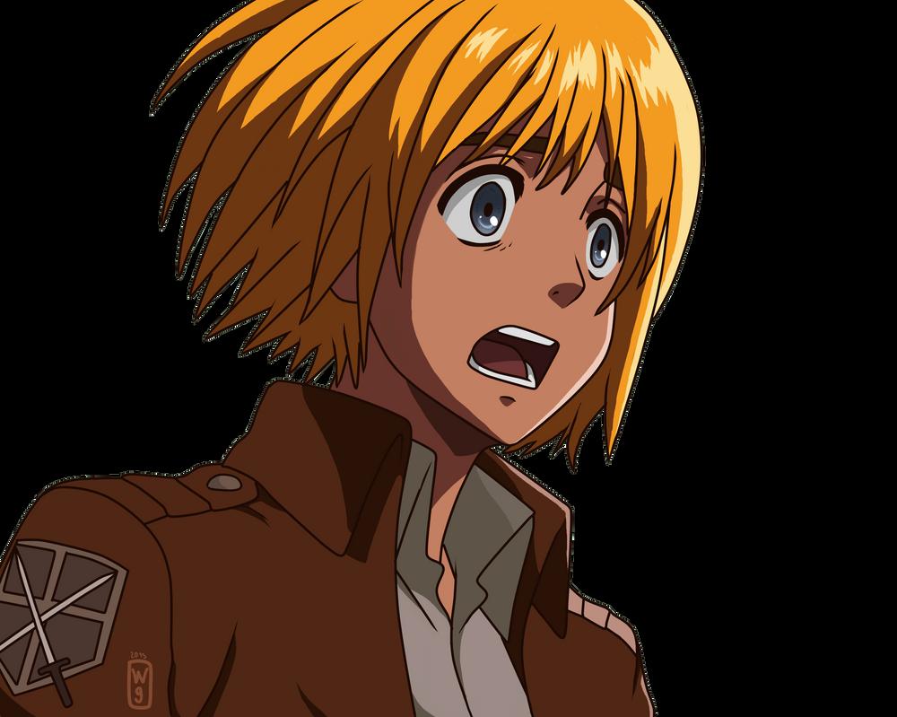 Armin - Shingeki No Kyojin by NekoWolfie