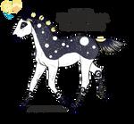 A4279 Starry Night by horsefreek151