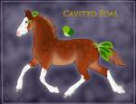 1387 Birdy Foal - Sprout by horsefreek151