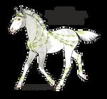 A4451 Toxic Neon Dreamer by horsefreek151