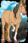 X1801 Aurelia by horsefreek151
