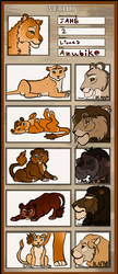 Jahe - Hypo Cub Meme - March by horsefreek151