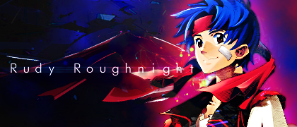 Rudy Roughnight tag by drakeyequation