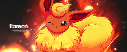 Flareon tag by drakeyequation