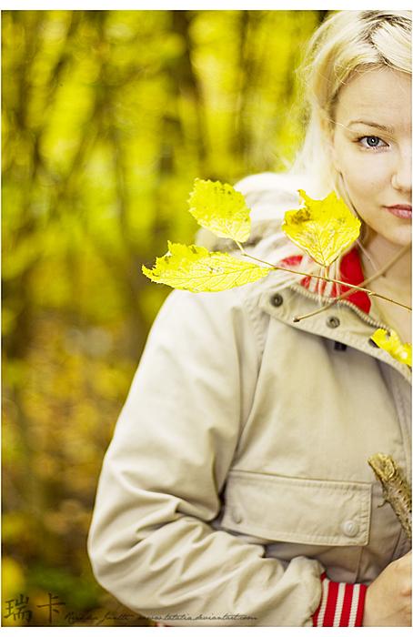 My autumn - ID by Tatalia