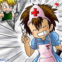 Nurse Taichi by Mysterious-D