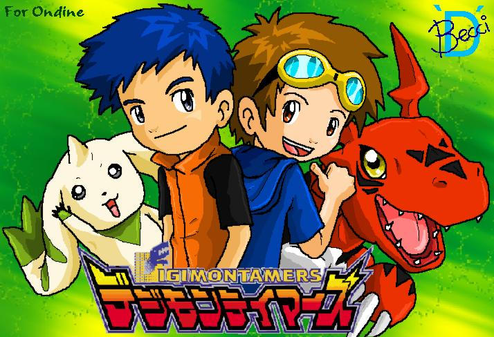 Anime Abandon The Digimon Movie