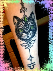 My Tattoo (Right Arm) by Mysterious-D