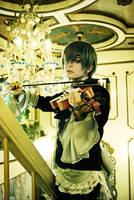 Ciel-Kuroshitsuji Musical