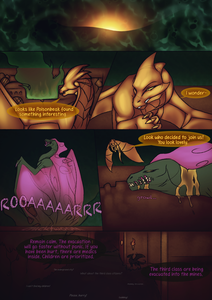Pure Light Chapter 3, Page 27 by DragonOfIceAndFire