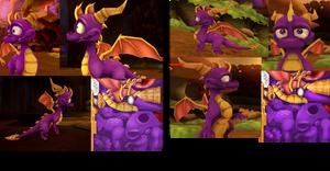 Spyro ANB Texture Improvement
