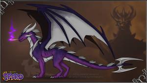 The Legend of Spyro - Malefor Post-Corruption