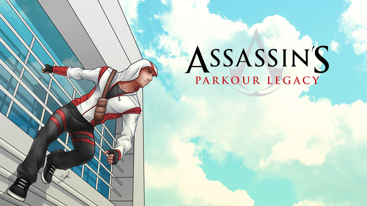 Assasinss Creed Parkour Legacy Wallpaper By Saulvillarroel
