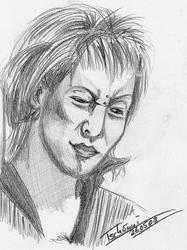 Kyo sketch by tschoenni